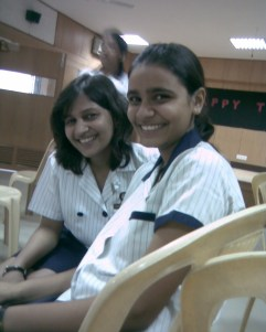 With Pallavi